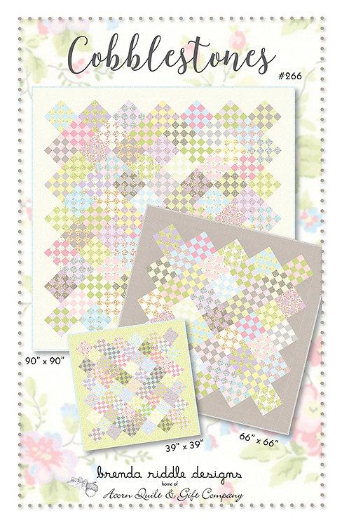 Brenda Riddle COBBLESTONES Layer Cake Pattern