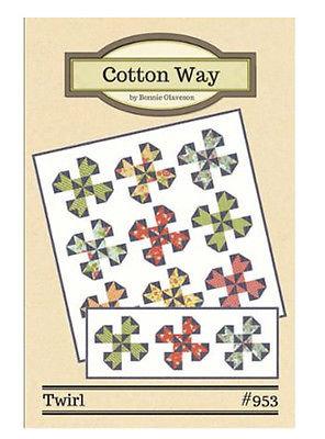 Cotton Way TWIRL Pattern
