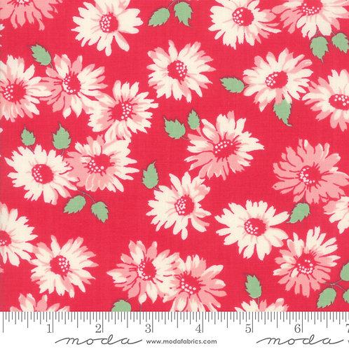 Cheeky 31143 13 Red Floral Moda Urban Chicks