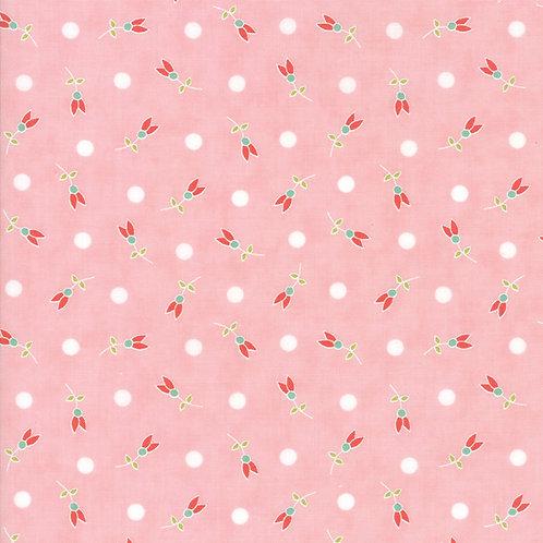 Flower Mill 29032 14 Pink Floral Moda Corey Yoder