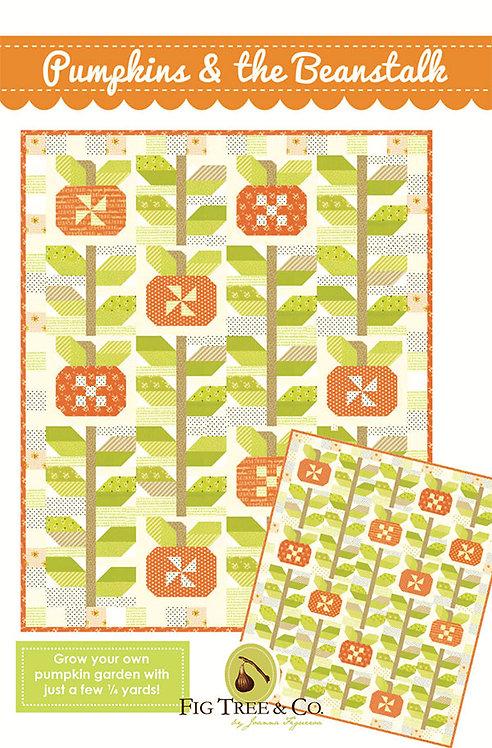 Fig Tree PUMPKIN & THE BEANSTALK Pattern