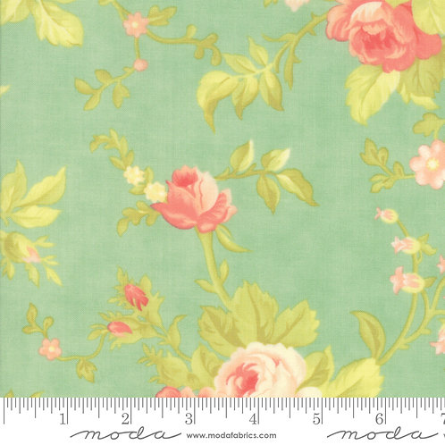SCARLET & SAGE 20360 18 Green Moda FIG TREE Floral