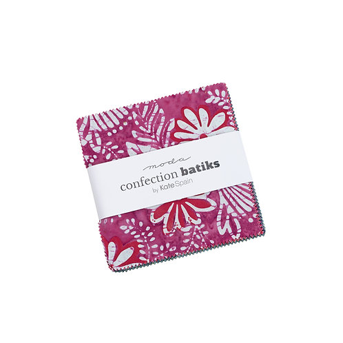 Confection Batiks Moda Kate Spain Charm Pack