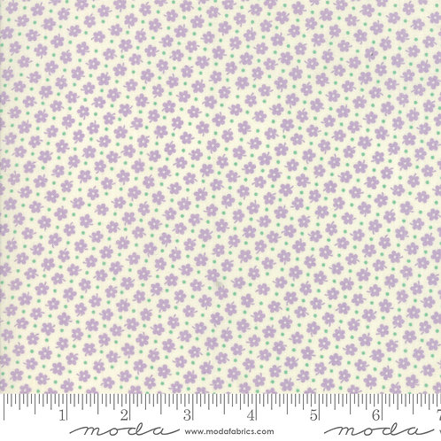 30's Playtime 2018 33357 11 Lavender Purple Floral
