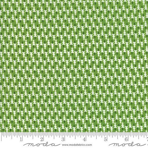 Hometown Christmas 5664 27 Green Trees Moda Sweetwater