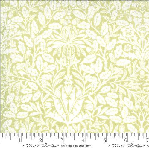 Dover 18701 19 Green Damask B Riddle Moda