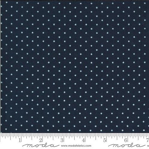 American Gathering 49123 15 Blue Stars Moda Primitive Gath