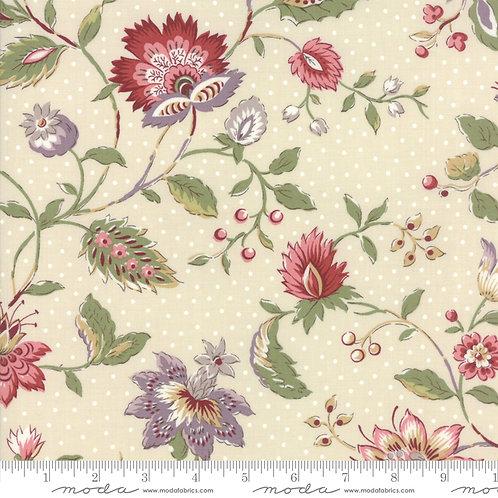 Jardin de Versailles 13810 12 Beige Floral Moda French General