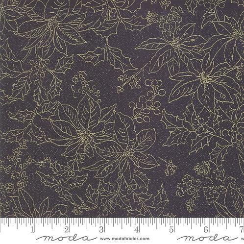 Forest Frost Glitter 33521 18MG  Black Gold Mistletoe