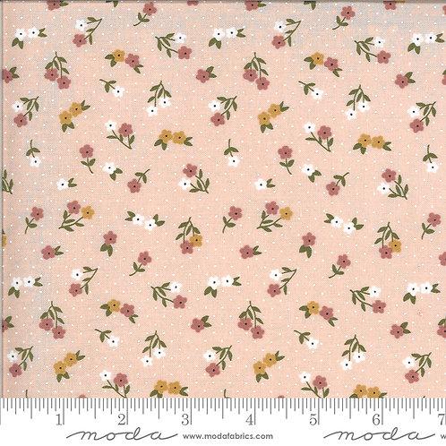 Folktale 5123 12 Pink Floral Moda Lella Boutique