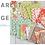 Thumbnail: SCARLET & SAGE 20362 15 Green Moda FIG TREE Floral