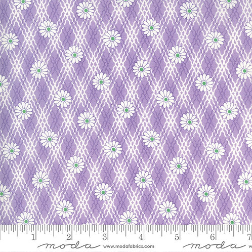 30's Playtime 33593  12 Lilac Floral Moda Chloe's Closet