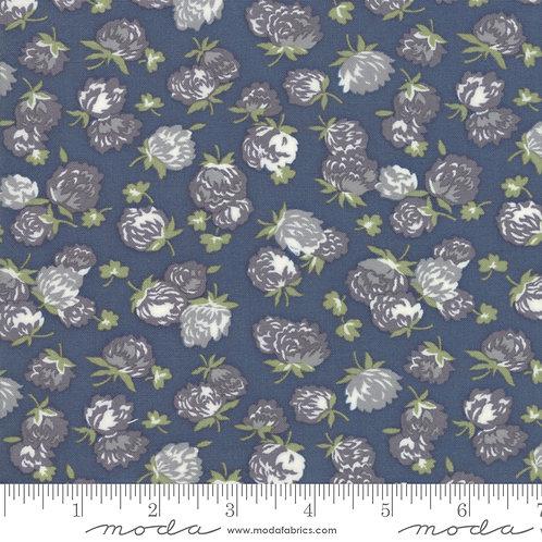 At Home 55203 22 Blue Floral Moda Bonnie & Camille