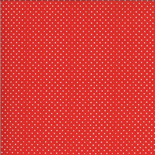 On the Farm 20708 16 Red Dots Moda Stacy Iest Hsu