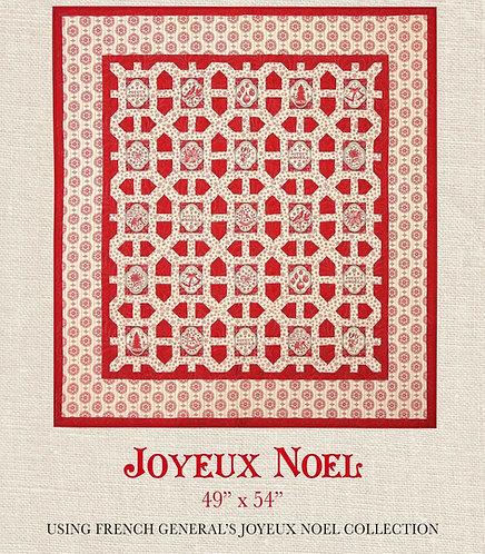 French General JOYEUX NOEL Pattern