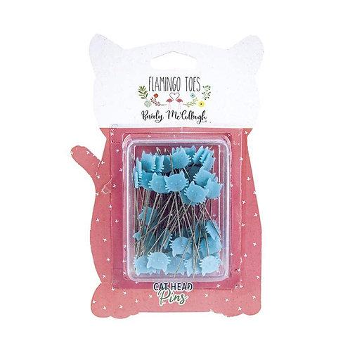 """Cat Head PINS ~ 60 count ~ 2"""""""