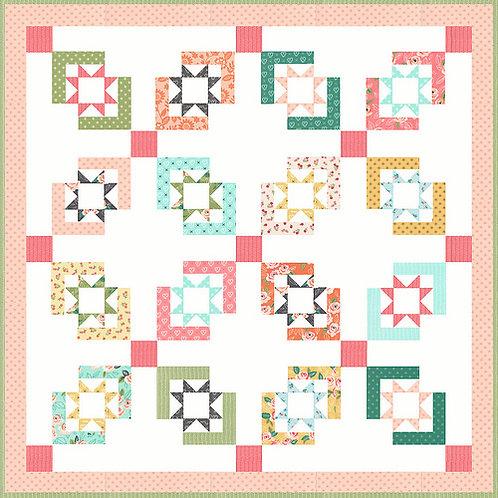 Lella Boutique STARCROSSED Jelly Roll Pattern