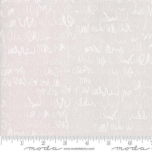 Modern Background More Paper 1676 23 Gray White Script Moda ZEN CHIC
