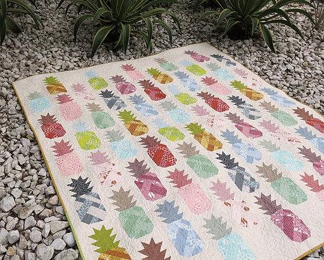 Elizabeth Hartman PINEAPPLE FARM Quilt Pattern