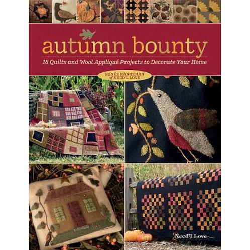 Autumn Bounty Quilt Book