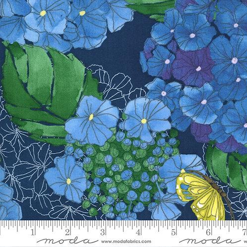 Cottage Bleu 48690 18 Midnight Moda Robin Pickens