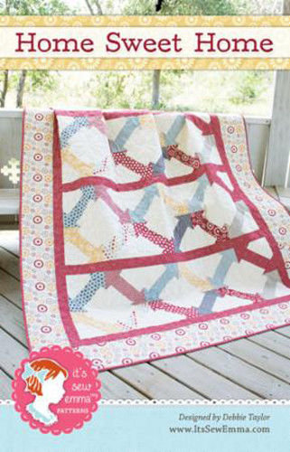 It's Sew Emma HOME SWEET HOME  Pattern