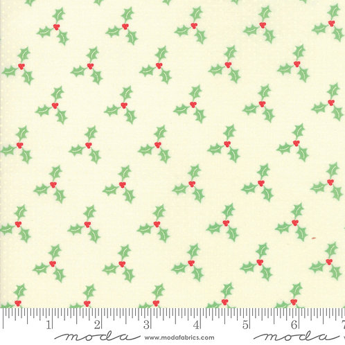 Swell 31126 21 Cream Holly White Dots Moda Urban Chicks