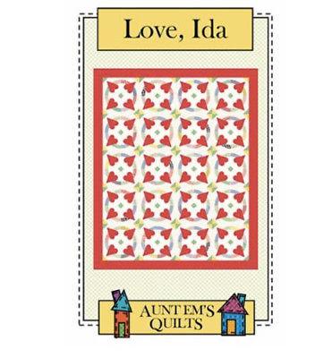 Aunt Em's LOVE IDA Pattern