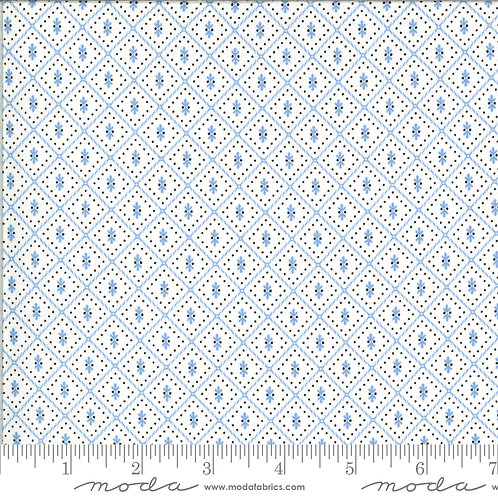 Figs & Shirtings 20397 22 Light Blue Moda Fig Tree