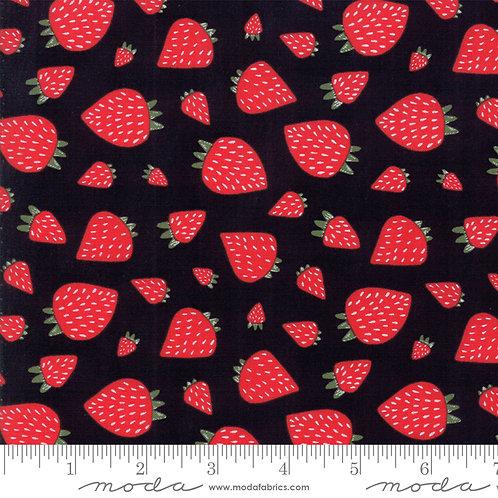 Farm Fresh 48263 12 Strawberries Black Gingiber