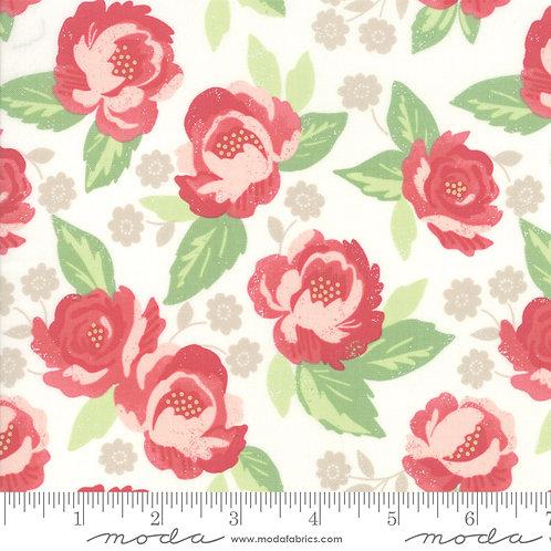 Bloomington 5110 11  Pink Floral Moda Lella Boutique