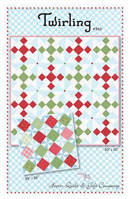 Brenda Riddle TWIRLING Pattern