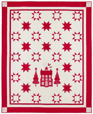 Bunny Hill PARK LANE AT CHRISTMAS Pattern
