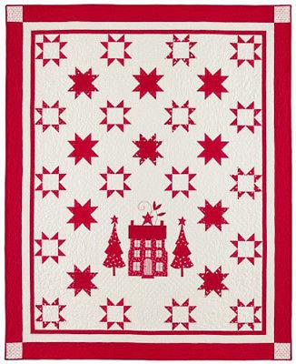 Bunny Hill PARK LANE AT CHRISTMAS Pattern