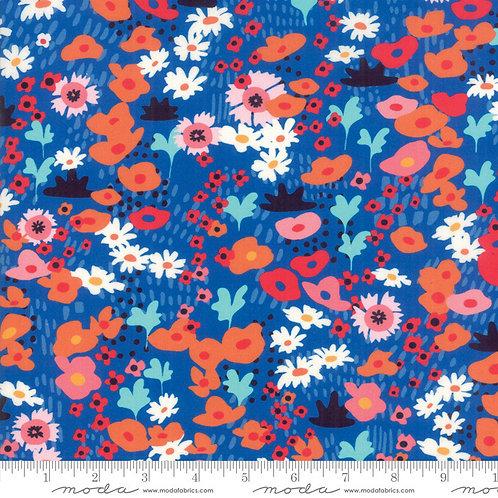 Botanica 11841 14 Blue Moda Crystal Manning