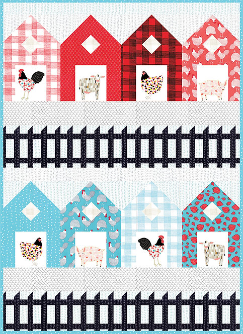 Gingiber FENCES Panel Pattern