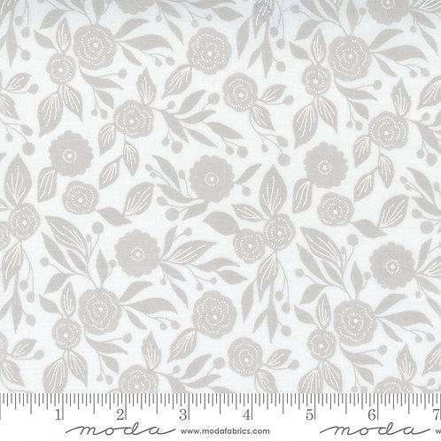 Christmas Morning 5143 11 Snow Floral Moda Lella Boutique