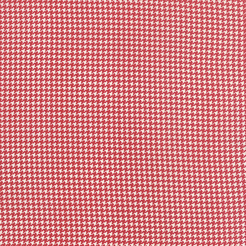 First Crush 5602 12 Red Check Moda Sweetwater