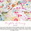 Thumbnail: Flights of Fancy 33460 13 Aqua Floral Moda Momo