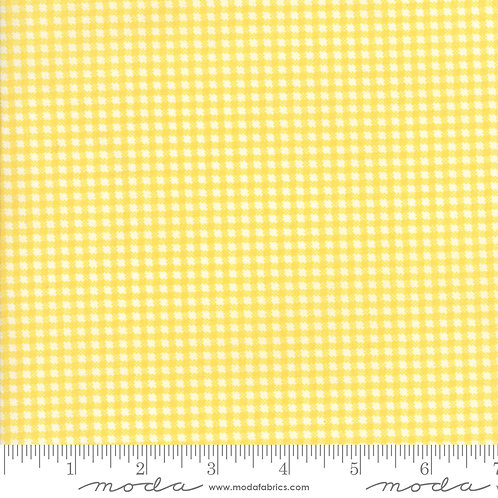 Essentially Yours 8653 52 Yellow Check Moda