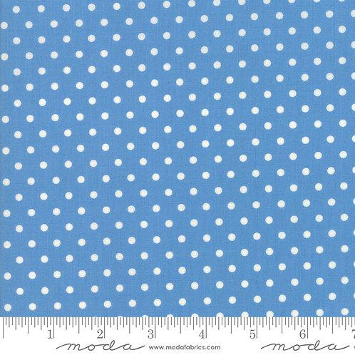 Bubble Pop 21766 24 Blue Polka Dots Moda AMERICAN JANE