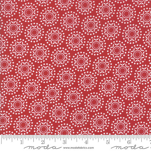 The Christmas Card 5771 11 Red Moda Sweetwater