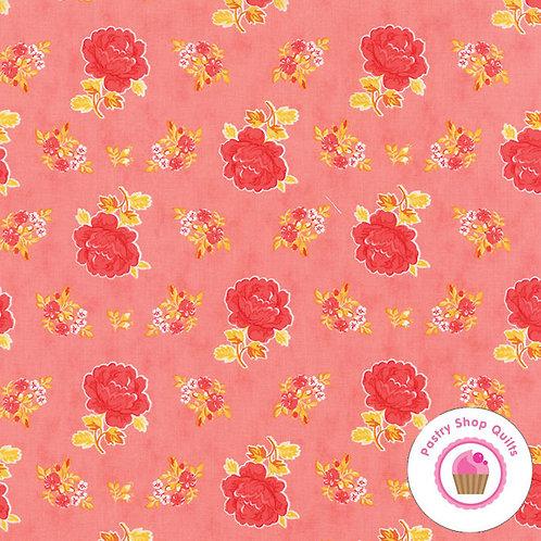 Fancy 11491 18 Pink Floral