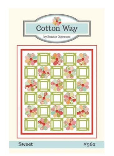 Cotton Way SWEET Charm Pattern