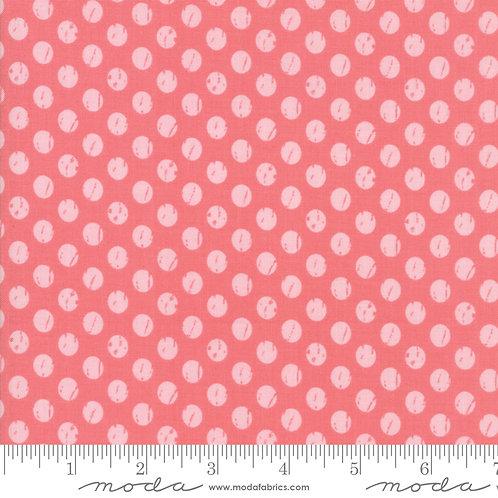 Lollipop Garden 5085 13 Raspberry Polka Dots Moda Lella Boutique