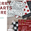 Thumbnail: Merry Starts Here 5732 13 Black Text Moda Sweetwater
