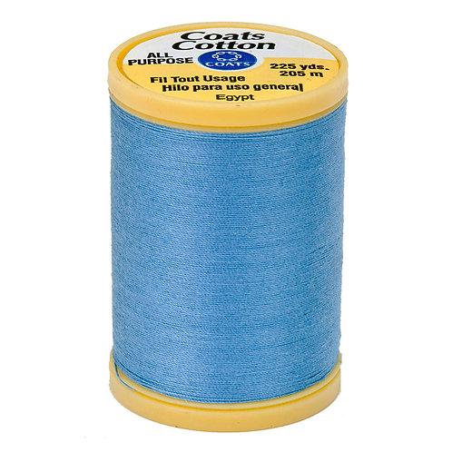 Coats & Clark Thread BLUE 3 spools 30wt