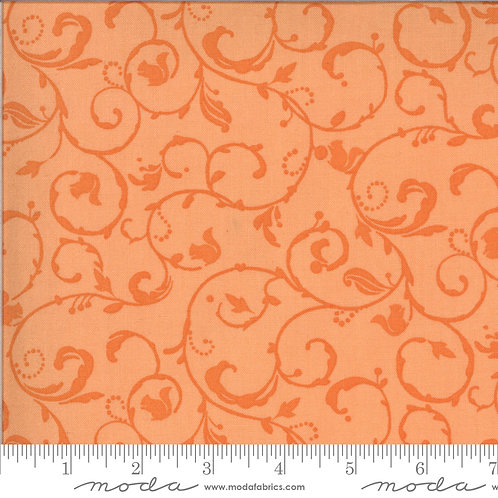 Squirrelly Girl 2977 11 Orange Moda BUNNY HILL