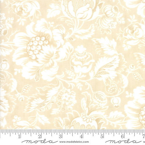 Marches De Noel 44231 11 Ivory Floral Moda 3 Sisters