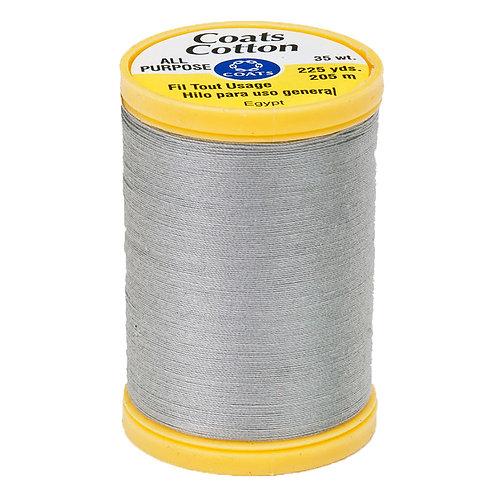Coats & Clark Thread NUGRAY 3 spools 30wt